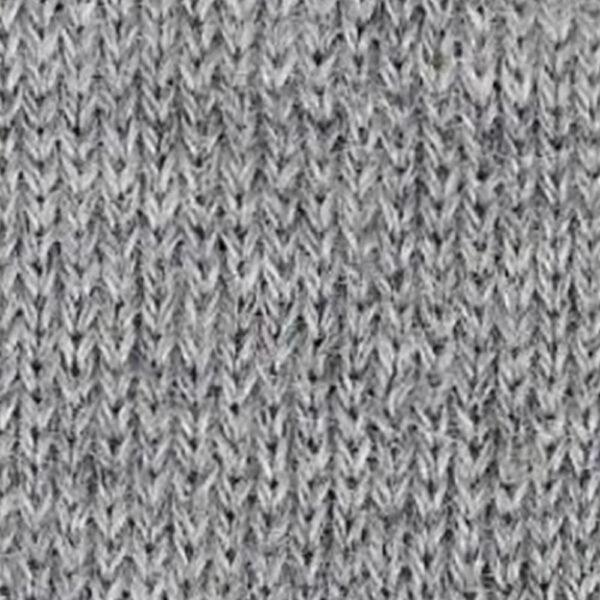12 Grey Melange De Colores Baby Alpaca Knits