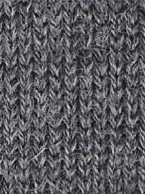13 Dark Grey Melange De Colores Baby Alpaca Knits