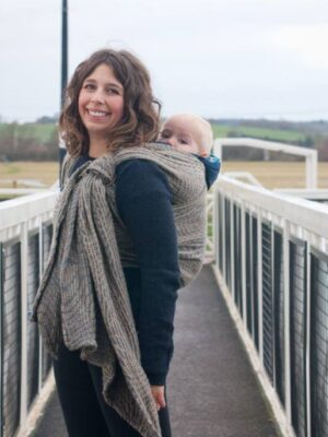 Didymos Tranquility Linen Woven Baby Wrap