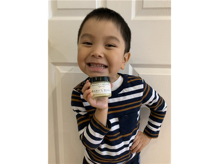 Baby's Bum Calendula Salve by Dragonfly Dreaming photo review