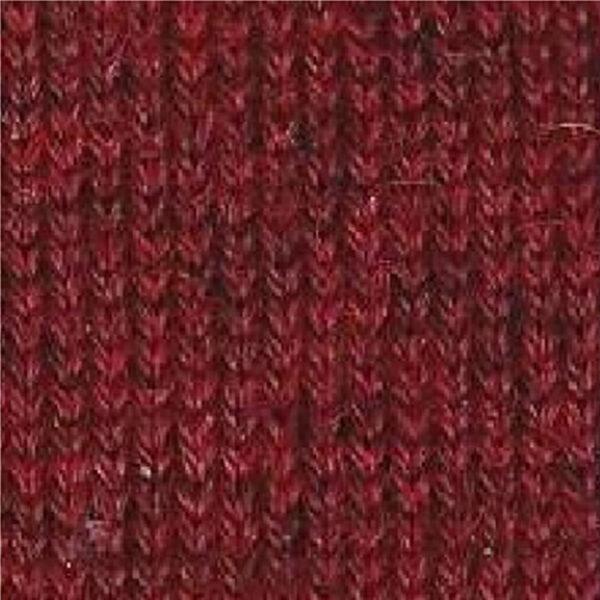 47 Dark Red Melange De Colore Baby Alpaca Knits