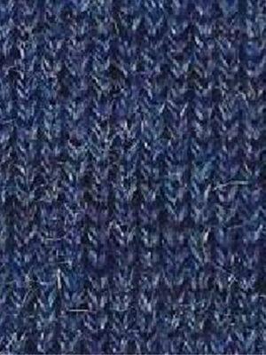 86 Jeans Blue Melange De Colore Baby Alpaca Knits