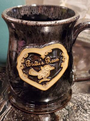 Birdie's Mug Silvery Night