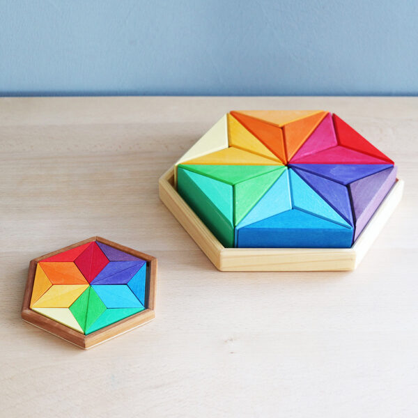Complementary Colour Puzzle by Grimm's