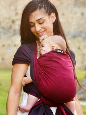 Didymos Doubleface Jack Woven Baby Wrap Organic Cotton 2