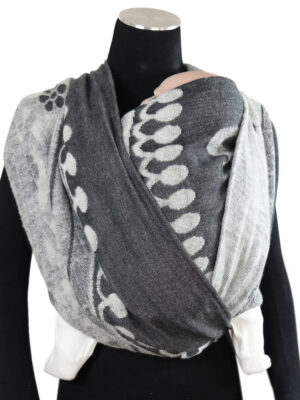 Didymos Fairytale Monochrome Brushed Woven Baby Wrap
