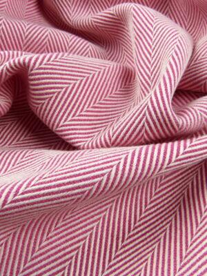 Didymos Lisca Raspberry Woven Baby Wrap Organic Cotton 6