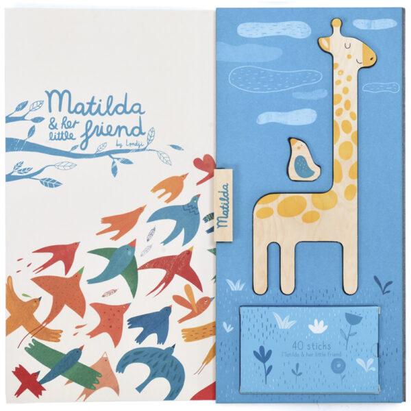 Game Balancing Giraffe by Londji at Birdie's Room