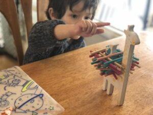 Giraffe Balancing Wooden Game photo review