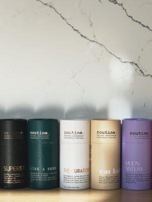 Routine Natural Deodorant Sticks