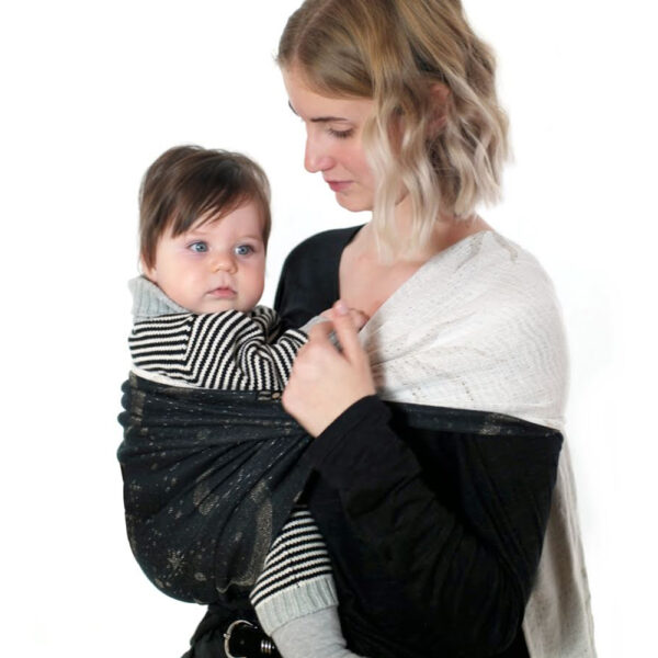 Didymos Day and Night Linen Woven Baby Wrap