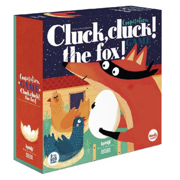 Cluck Cluck the Fox Observation Game by Londji 10