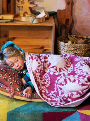 Organic Blankets and Bedding
