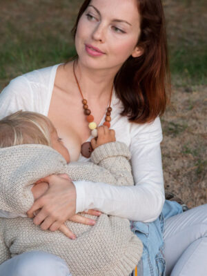 Kangaroo Care Mama Necklaces