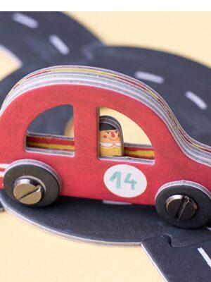 Roads Game by Londji