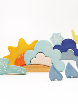 Weather Block Set by Grimm's