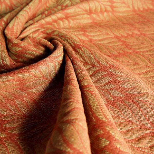 Didymos Trias Copper Cashmere Linen Woven Baby Wrap