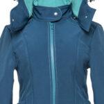 Azure-Turquoise Coat
