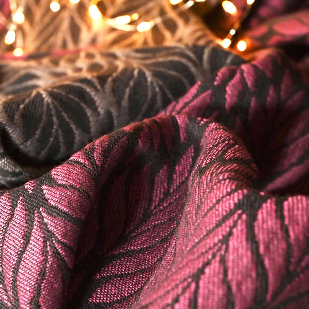 Didymos Trias Orchid Wool Woven Baby Wrap