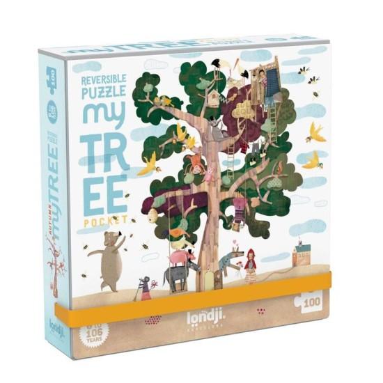 Londji My Tree Puzzle