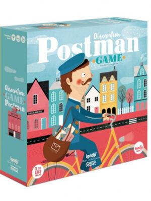 Postman Observation Game by Londji 10