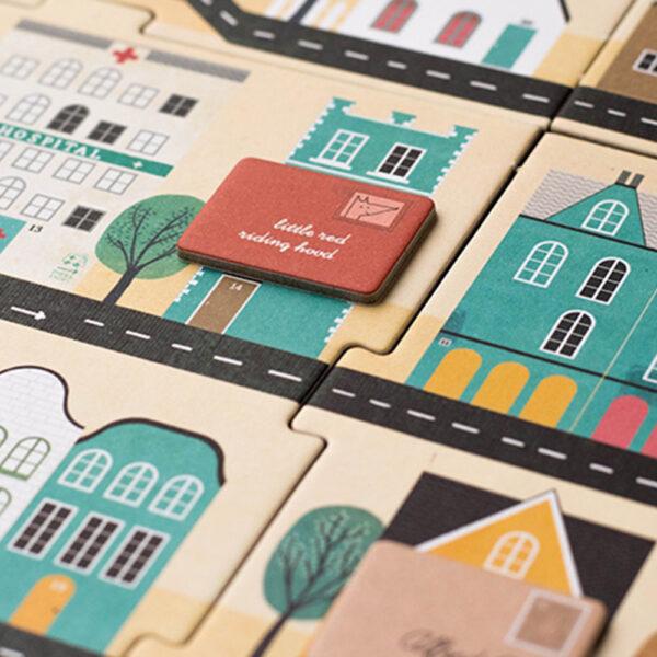 Postman Observation Game by Londji