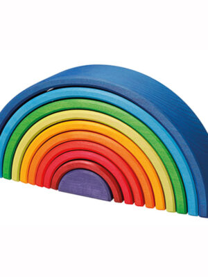 Sunset Rainbow 10 pc by Grimm's 5