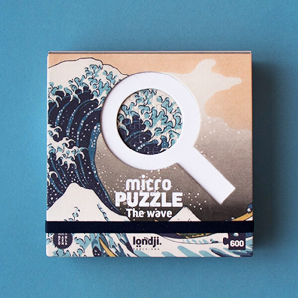 The Wave Micro Puzzle by Londji 2 sq