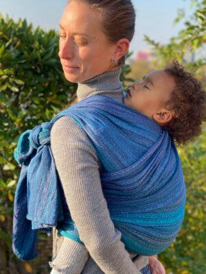 Didymos Lena Love Woven Baby Wrap by Didymos at Birdie's Room