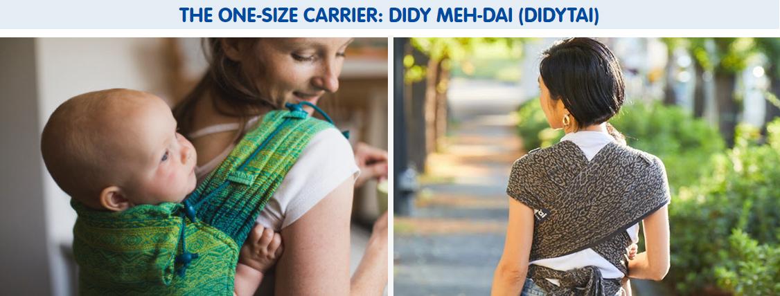 Didymos Meh-Dai (DidyTai) One-Size Baby Carrier