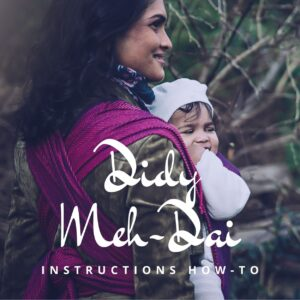 Didymos Meh-Dai How-To Instructions Icon 2