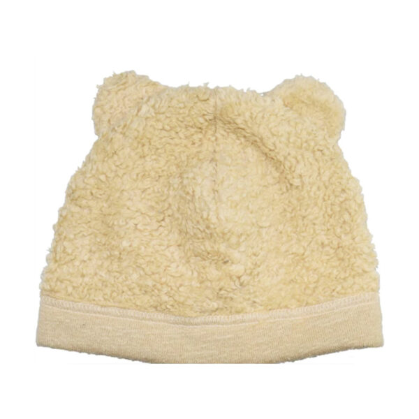 Organic Sherpa Baby Beanie by Puffin Gear Made in Canada