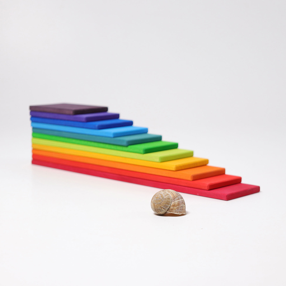 Building Boards Rainbow by Grimm