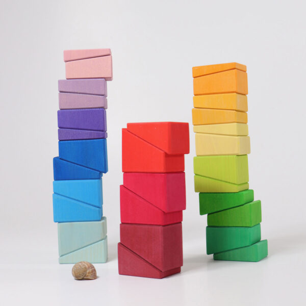 Sloping Building Blocks by Grimm 2