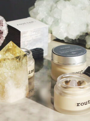 The Charge Crystal Luxury Scent Natural Deodorant by Routine Cream