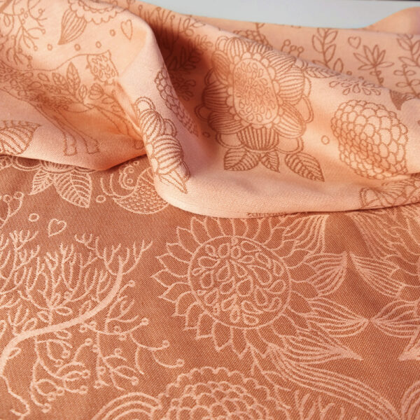 Didymos Magic Forest Lychee Woven Baby Wrap