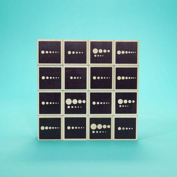 Uncle Goose Constellations Wooden Block Set