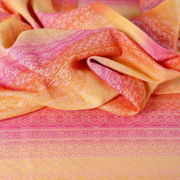 Didymos Ada Peach Woven Baby Wrap