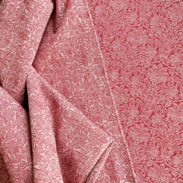 DIDYMOS Floris Ruby Red Doll Wrap