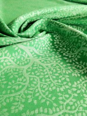 DIDYMOS Tree of Life Linen Woven Baby Wrap