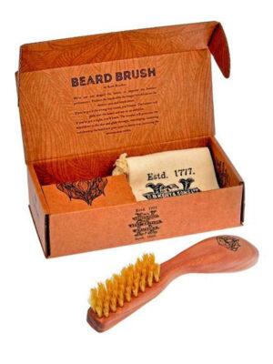 Beard Brush Gift by Kent