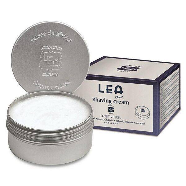 Lea Shaving Cream in Tin 2