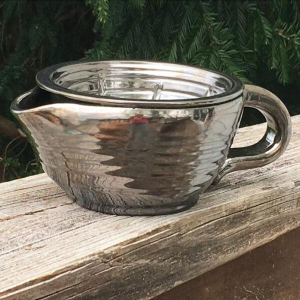 Shaving Scuttle Hand-Made Antique Brass