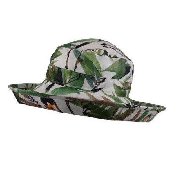 Puffin Gear UPF50 Sun Protection Courtyard Garden Classic Hat-Tr
