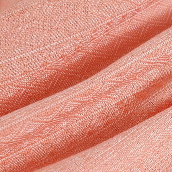 DIDYMOS Prima Apricot Hemp Woven Baby Wrap