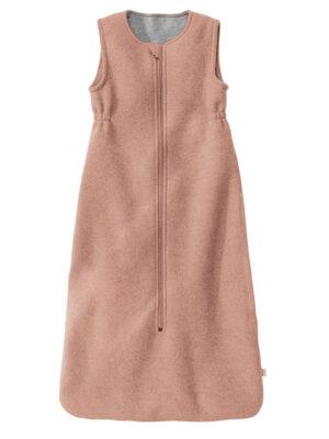 Disana Organic Wool Cotton Sleeping Sack Rosé