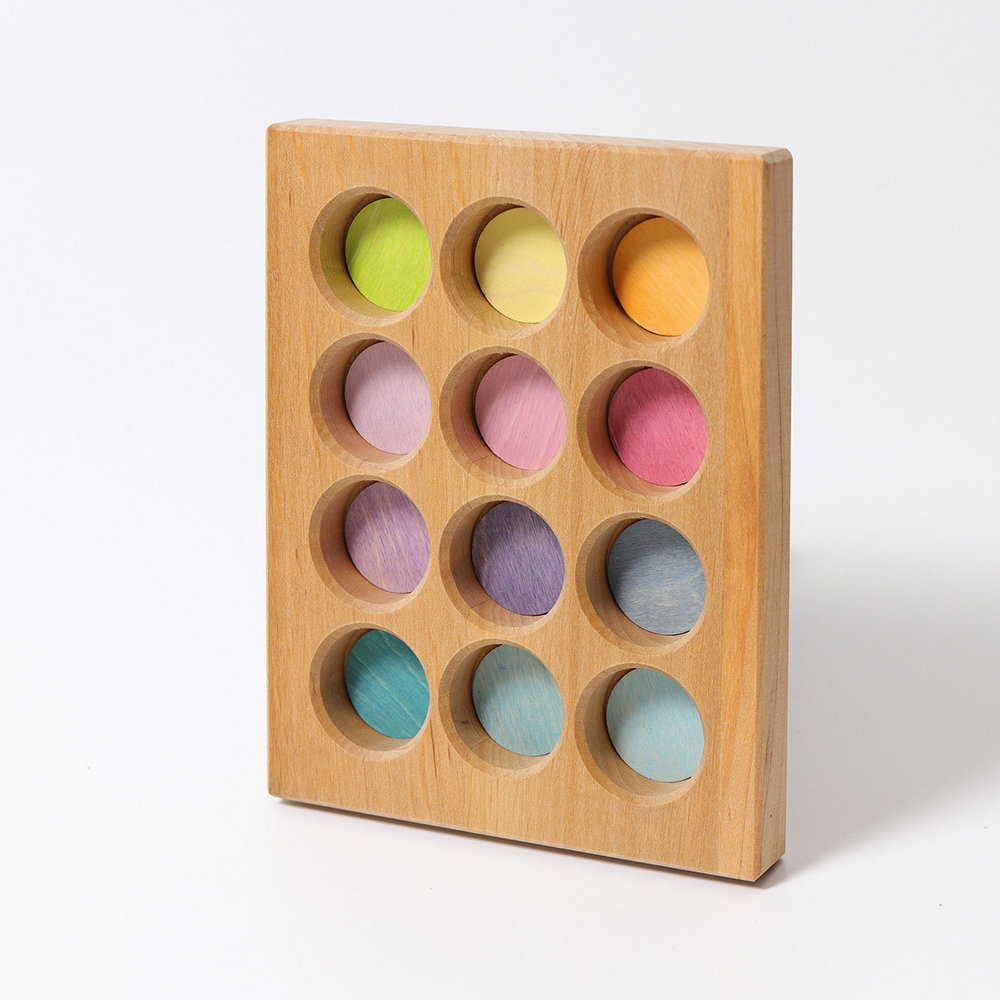 Sorting Board Pastel by Grimm