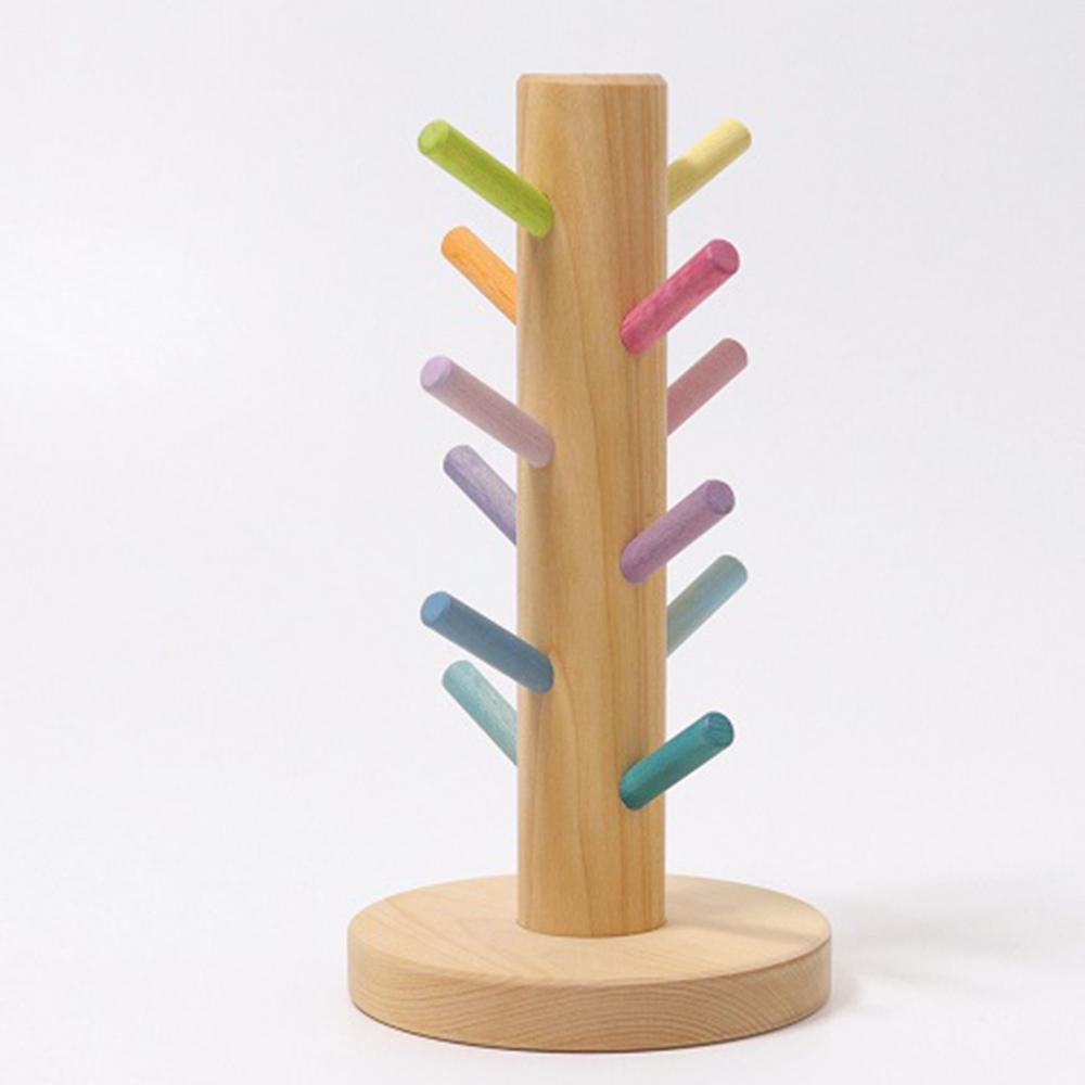 Sorting Helper Tree Pastel by Grimm