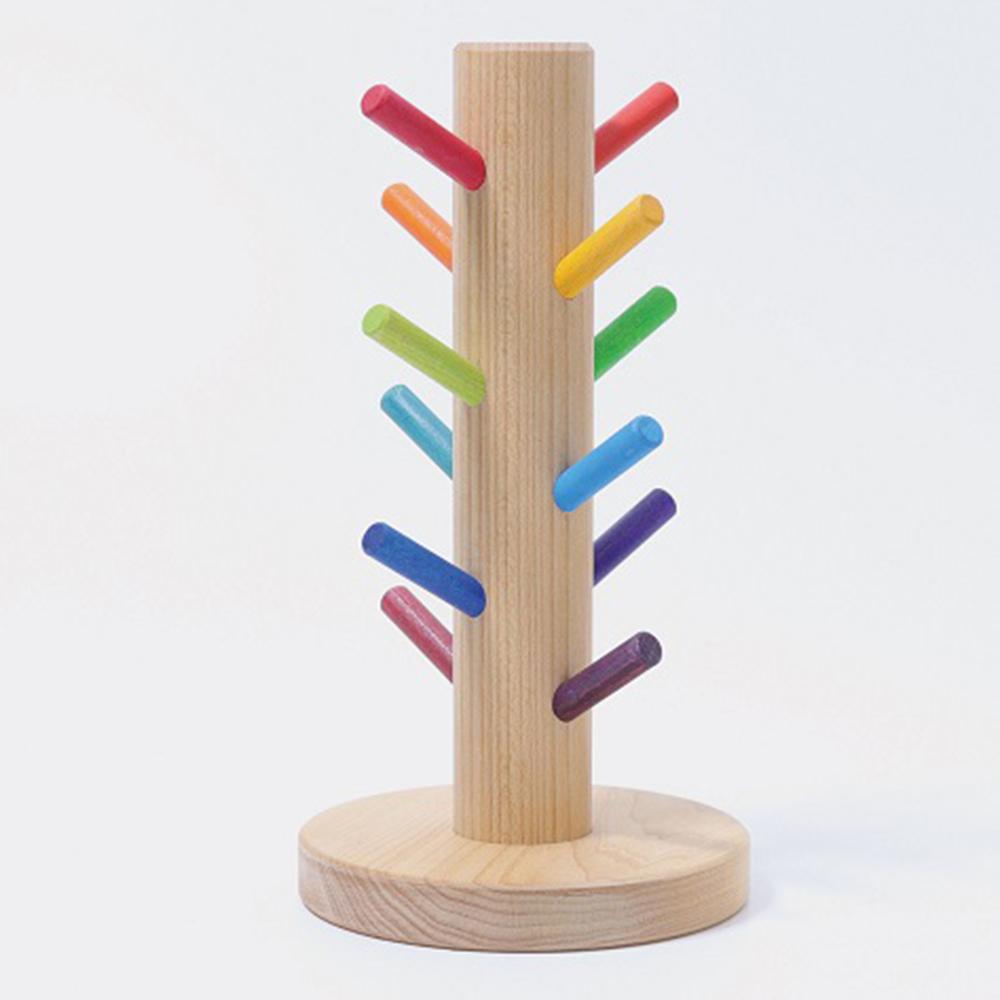 Sorting Helper Tree Rainbow by Grimm